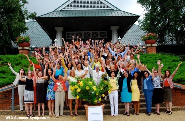 WIo Summer Symposium photo.