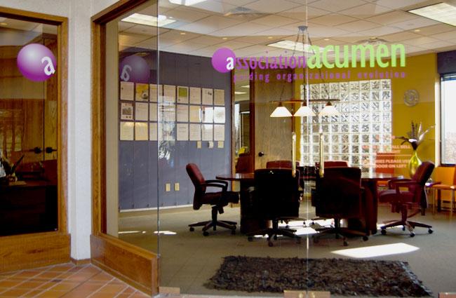 Association acumen conference room image.