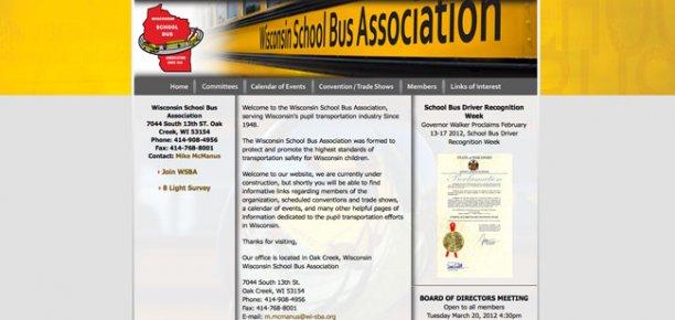 Wisconsin School Bus Association